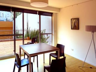 Apartment with own sunny deck - Buenos Aires vacation rentals