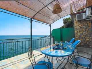 The Sun: Amalfi Coast superior villa in Praiano - Praiano vacation rentals