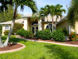 Large Waterfront Villa with Salt Water Pool - Cape Coral vacation rentals