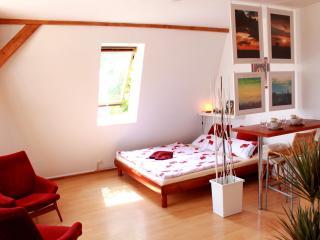 Attic quiet flat in center - Prague vacation rentals