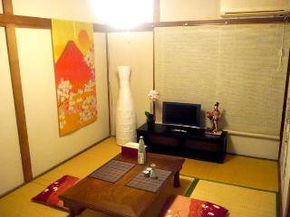 Ryokan style flat in Shinjuku (Japanese inn) - Tokyo Prefecture vacation rentals