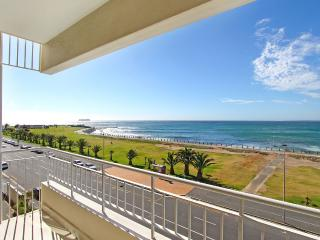 Westridge beachfront apartment with sea views - Sea Point vacation rentals