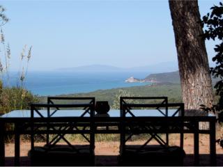 Tuscany - Seaview Large Villa Surrounded by Nature - Castiglione Della Pescaia vacation rentals