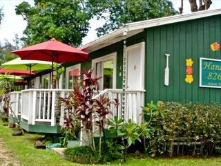 Hanalei Inn Located in Hanalei town, walk to beach - Hanalei vacation rentals