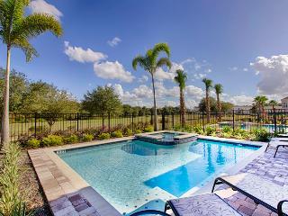 Fantastic 5 Bed 5 Bath Reunion Pool Home 761-REUN - Reunion vacation rentals