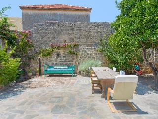 Arched studio in medieval town - Koskinou vacation rentals