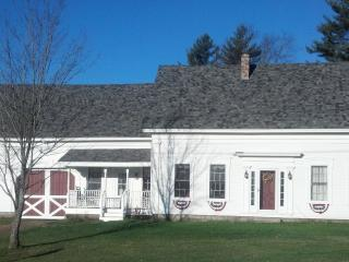 FULLY RESTORED 12 ROOM VT FARMHOUSE - Irasburg vacation rentals