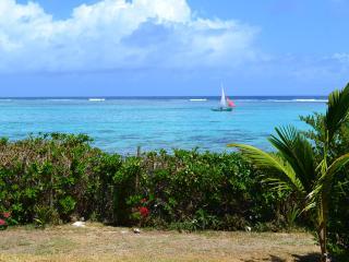 Villa Bleue / 4 bedrooms / sea view - Mauritius vacation rentals