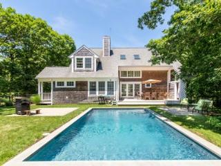 SEA HAVEN: COASTAL-STYLE RETREAT WITH POOL - EDG EKAS-40 - Edgartown vacation rentals