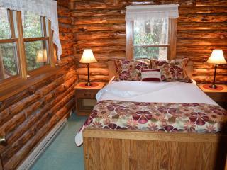 Shavers Fork Riverfront Log Cabin - The Big Poplar - Elkins vacation rentals