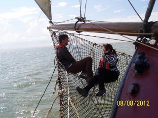 varen met traditionele zeilklipper - Zierikzee vacation rentals