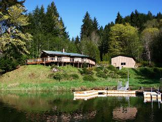 Waterfront Vacation Home on Loon Lake - Oregon Coast vacation rentals