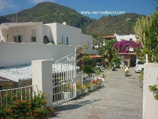 Lipari island: Villa Sea Rose two room apartment - Lipari vacation rentals