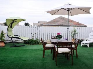 2bdr with huge private roof! ! Talbieh- citycente - Jerusalem vacation rentals