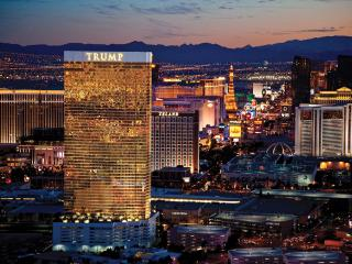 TRUMP 51st Floor 1BR Corner Suite with Strip View - Las Vegas vacation rentals