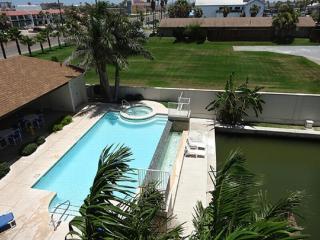 Las Marinas 304  Marina and private boat slip - South Padre Island vacation rentals