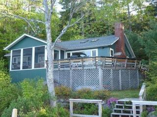 Charning Winnipesaukee Cottage With 150 Shorefront - Center Sandwich vacation rentals