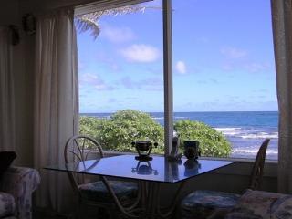 Mountain Ocean House -5br beachfront home near PCC - Hauula vacation rentals