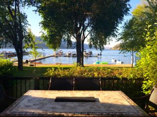 Luxurious Lakefront Villa with Boat Slip and Lift on Wood Lake - Vernon vacation rentals