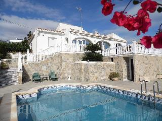 Luxury Villa with pool and sea view for 10 persons - Alicante vacation rentals