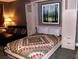 Bella Paradiso Condo 14 - Queen Murphy Bed Studio with Kitchenette - Walk to Downtown - Eureka Springs vacation rentals