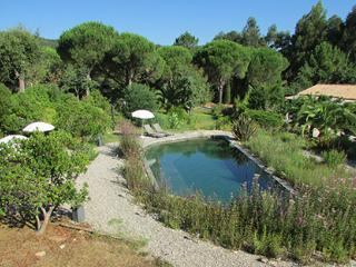 Studio Superior 3* for 2 in a villa at Grimaud - Cogolin vacation rentals