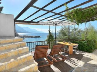The Beach House Croatia Pisak. Right on the sea - Mimice vacation rentals