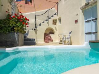 Timedrops Santorini Volcano Luxury villa - Emporio vacation rentals