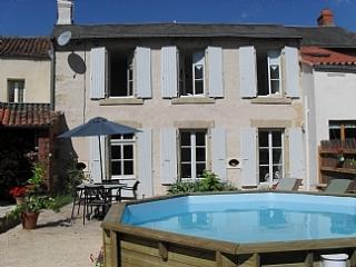 Stone Gite in Heart of Medieval Vouvant - Vouvant vacation rentals
