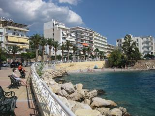 Spacious flat in front of the beach - Loutraki vacation rentals