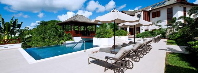 SPECIAL OFFER: Barbados Villa 217 Built With A Flowing Open Plan Design, Each Room Leads On To Another And Each Offers A Glimpse - Sandy Lane vacation rentals
