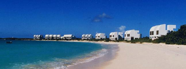 Cove Castles 3 Bedroom Villa AVAILABLE CHRISTMAS & NEW YEARS: Anguilla Villa 68 A Luxurious, Private 3-bedroom Homes Situated Di - West End vacation rentals