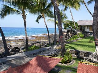 Beautiful Oceanfront Kona Home- Private Beachfront - Kailua-Kona vacation rentals