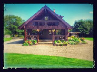 Clover Cabin Escape - Gowran vacation rentals