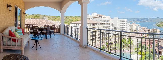 SPECIAL OFFER: St. Martin Villa 421 A Beautiful Spacious Apartment Located In The Porto Cupecoy Residence In Dutch St. Maarten. - Cupecoy vacation rentals