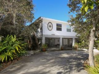 Key West style beach house with pool, walk to beach - Englewood vacation rentals