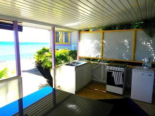 studio cook 's beach - Tahiti vacation rentals