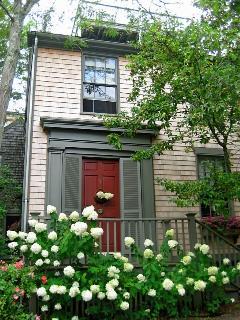 Historic Nantucket Sea Captains Home in Town - Image 1 - Nantucket - rentals