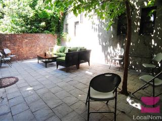 Fabulous, Quiet, First Floor 2 bedroom \ private patio - Manhattan vacation rentals