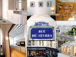50 m2 close to Saint Germain, Champs-Elysees - Paris vacation rentals