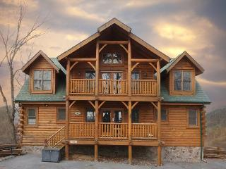 Recently Remodeled, Fantastic Views, Luxurious, Two Game Rooms, Sleeps 27 - Sevierville vacation rentals