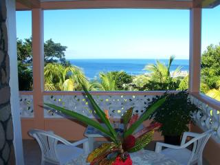 Castle Comfort Caribbean View Villa - Dominica vacation rentals