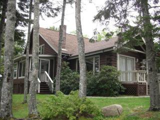 Oceanfront Schoodic Peninsula Log Home - Gouldsboro vacation rentals