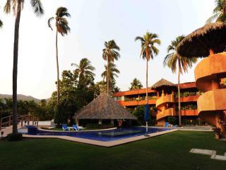 Cozy Apartment in La Ropa Beach D302-B - Zihuatanejo vacation rentals