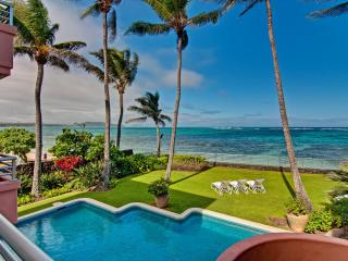 Royal Hawaiian Oceanfront Luxury Beach Estate. - Waimanalo vacation rentals