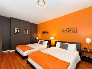 Morning Side 3BR/2BA in Midtown West for 8 people - New York City vacation rentals
