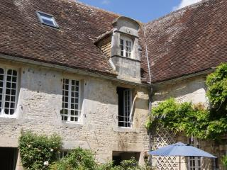 MANOIR DE LA PATAUDIERE PRESSOIR Falaise Normandy - Caen vacation rentals
