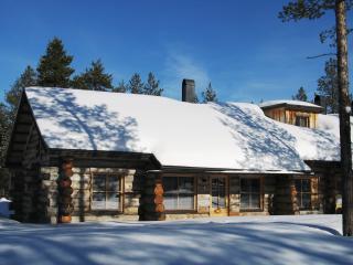 NELIMAJAT D Log Bungalows Lapland - Akaslompolo vacation rentals