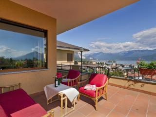 PANORAMIC VIEW I FAGGI APARTMENT - Arona vacation rentals