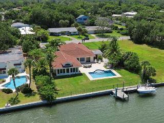 Spacious Sarasota Water Front Pool Home W/ Dock - Sarasota vacation rentals
